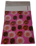 Pink Rose Poly Mailers