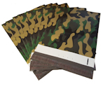 Camo Poly Mailers