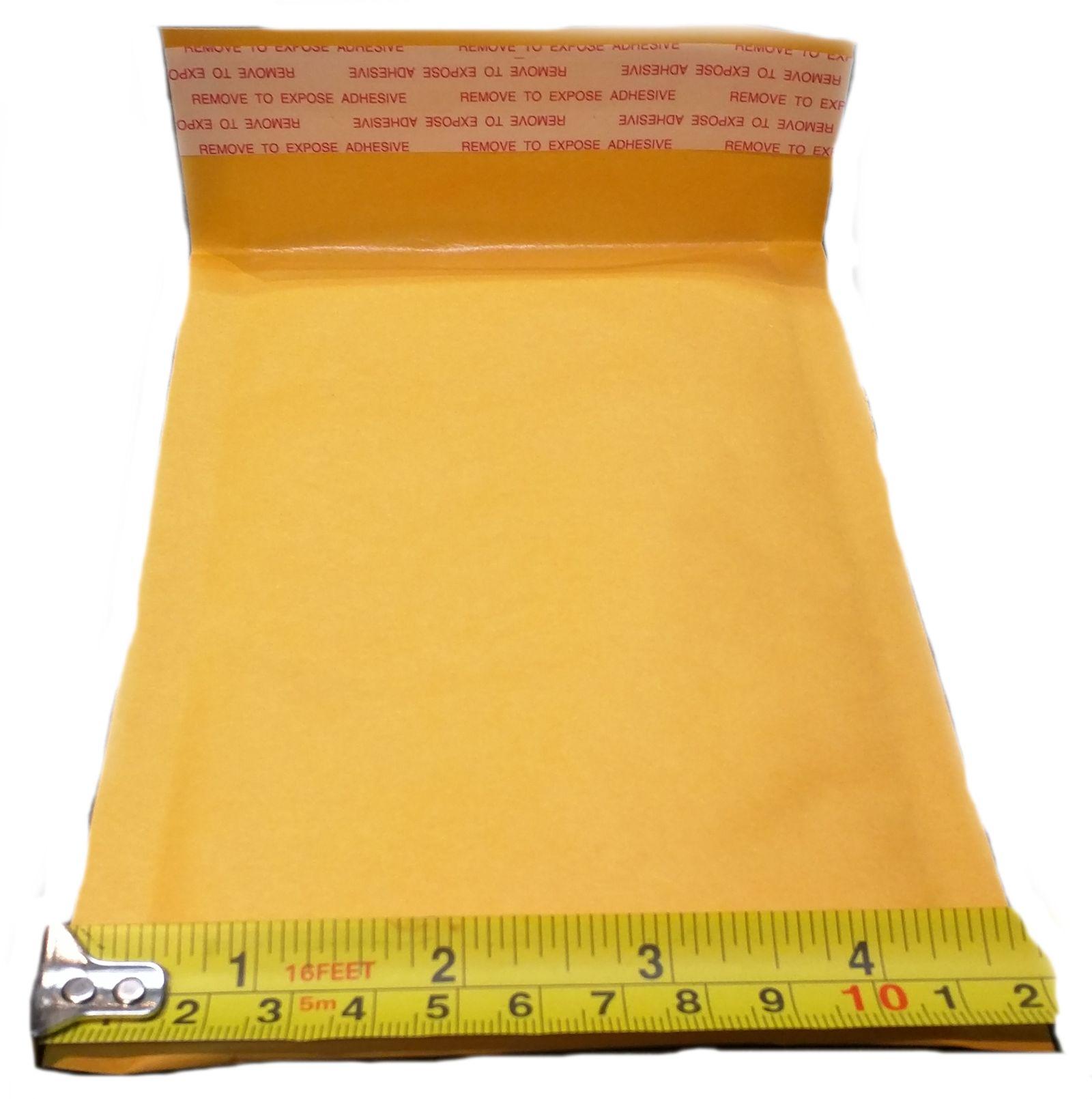 100 000 4x8 Kraft Bubble Mailer Envelope Shipping Wrap