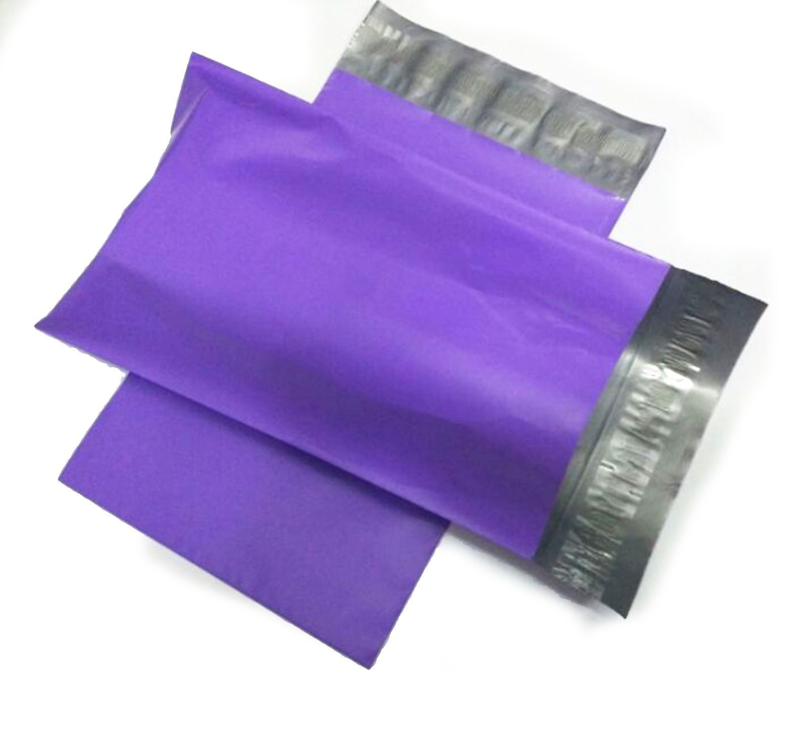 200 10x13 purple poly mailer plastic shipping mailing bag