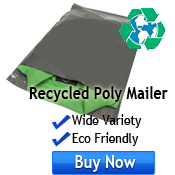 Recycled Poly Mailer