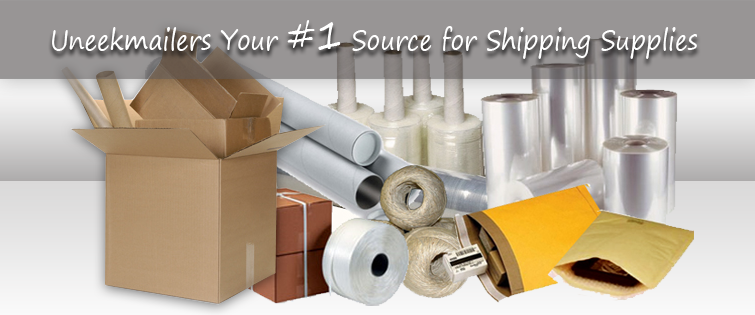 Your number 1 source for shipping supplies