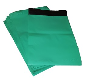 1000 9x12 Green Poly Mailer Plastic Shipping Bag Envelopes Polybag Polymailer