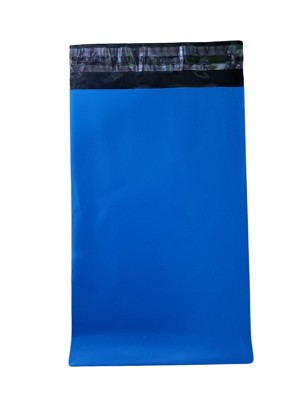 200 12x15.5 Blue Poly Mailer Plastic Shipping Mailing Bag Envelopes Polybags Polymailer Line