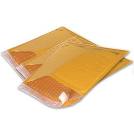 200 6.5x10 Kraft Bubble Mailer Envelope Shipping Wrap Paper Mailing
