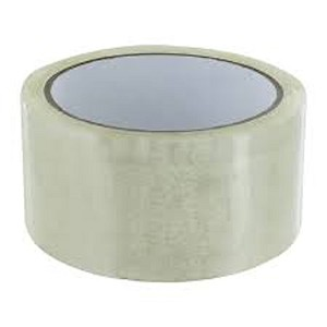 "36 Rolls Packing Tape 2""x55 yards (165ft) Clear Shipping Box Sealing Tape"