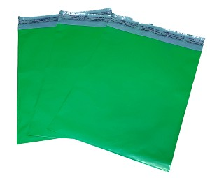 1000 10x13 Green Poly Mailer Plastic Shipping Bag Envelopes Polybag Polymailer