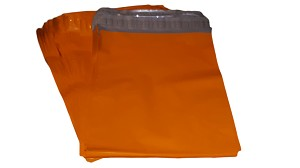 1000 10x13 Orange Poly Mailer Plastic Shipping Bag Envelopes Polybag Polymailer