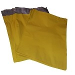100 10x13 Yellow Poly Mailer Plastic Shipping Bag Envelopes Polybag Polymailer
